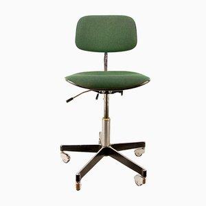 Vintage Swivel Chair from W.U.E.R. Schultz, 1970s