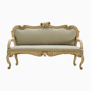 Italienisches Sofa, 18. Jh.