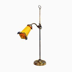 Lampe de Bureau Tulipe, 1930s
