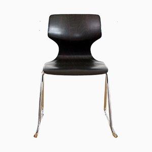 Pagwood Stuhl von Adam Stegner für Flötotto, 1970er