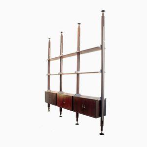 Modulares Bücherregal von Ico Parisi für Stildomus, 1960er