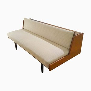 Model GE6 Daybed by Hans J. Wegner for Getama, 1960s