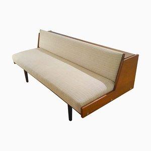 Sofá cama modelo GE6 de Hans J. Wegner para Getama, años 60
