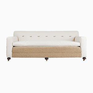 Antikes englisches Deconstructed Sofa, 1960er