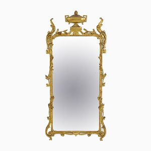 Specchio dorato, Francia, del XIX secolo