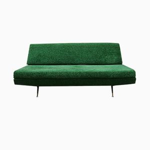 Grünes Sofa, 1950er
