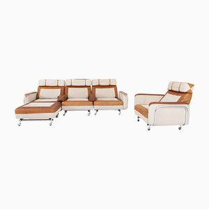 Space Age Modular Living Room Set, 1960s