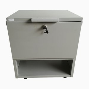 Vintage Series 45 Filing Cabinet by Ettore Sottsass for Olivetti Synthesis