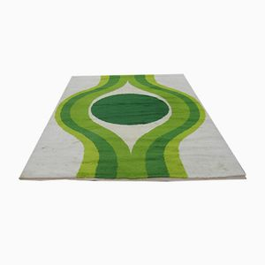 Pop Art Spectrum Teppich, 1970er