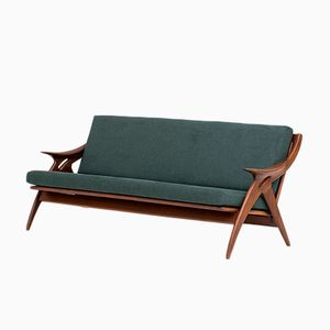 Knot 3-Seater Sofa from De Ster Gelderland, 1950s