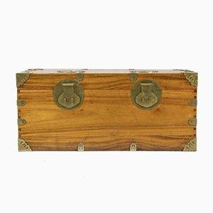 Antike chinesische Kommode aus Kampferholz
