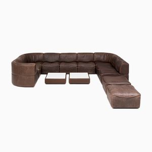 DS15 Modular Sofa from de Sede, 1970s