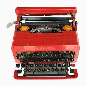 Macchina da scrivere vintage di Ettore Sottsass per Olivetti