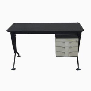 Vintage Arco Schreibtisch von BBPR für Olivetti Synthesis