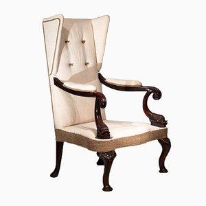 Chaise Antique en Palissandre