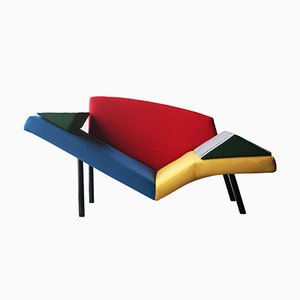 Dutch Memphis Chaise Longue, 1980s