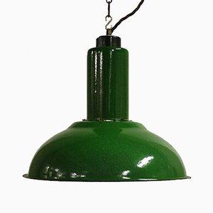 Lampada industriale vintage, anni '60