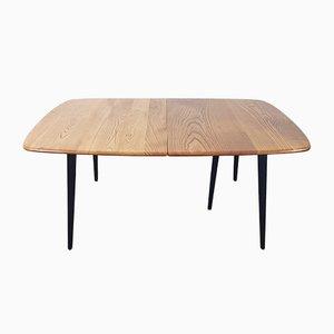 Ausziehbarer Esstisch aus Ulmenholz von Lucian Ercolani für Ercol, 1960er