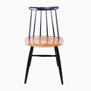 Vintage Modell Fanett Stühle von Ilmari Tapiovaara für Edsbyverken, 4er Set