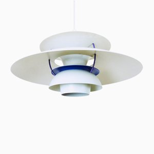 Vintage Model PH 5 Pendant Lamp by Poul Henningsen for Louis Poulsen, 1980s
