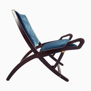 Chaise Pliante Ninfea par Gio Ponti pour Fratelli Reguitti, 1958