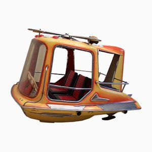 Hélicoptère de Carrousel Vintage, 1960s