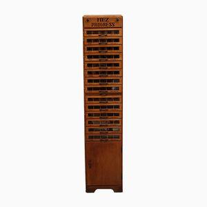 XL Haberdashery Cabinet from Mez Progress, 1950s