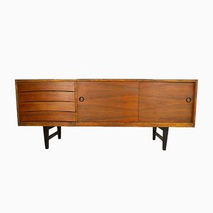 Walnut Sideboard by Erik Wørts for Ikea, 1960s