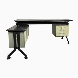 Arco Desk by BBPR for Olivetti Synthesis, 1960s