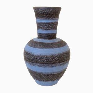 Jarrón grande de cerámica de Marcel Guillot para Ateliers d'Art de France, años 40