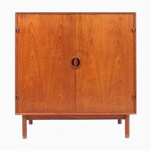 Mobiletto vintage di Peter Hvidt e Orla Mølgaard-Nielsen per Søborg Furniture Factory