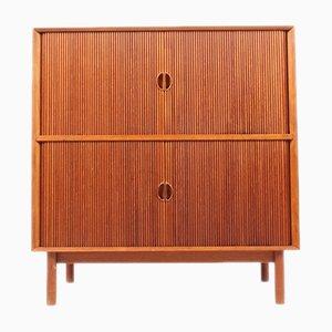 Mobiletto vintage in teak di Peter Hvidt e Orla Mølgaard-Nielsen per Søborg Furniture Factory