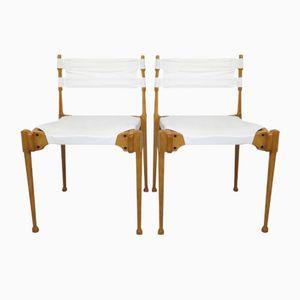 Montreal Stühle von Otto Frei für Karl Fröscher & Co, 1960er, 2er Set
