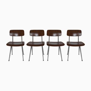 Result Chairs by Friso Kramer for Ahrend de Cirkel, 1967, Set of 4