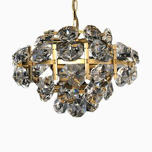 Crystal Chandelier from Bakalowits, 1960s