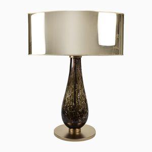 Lampada da tavolo Oro Murrine di Eros Raffael