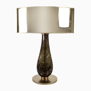 Oro Murrine Table Lamp by Eros Raffael