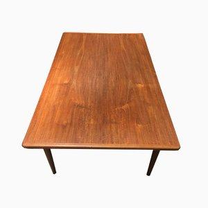 Tavolo da pranzo allungabile vintage di Johannes Andersen per Uldum Møbelfabrik