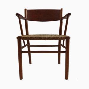 Modell Nr. 156 Stuhl von Borge Mogensen für Søborg Møbelfabrik, 1950er