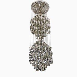 SP2 Spiral Pendant Lamp by Verner Panton for J.Lüber, 1969