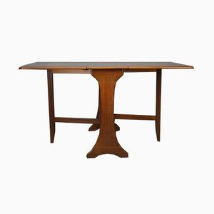 Mid-Century Teak Drop Leaf Table from G-Plan