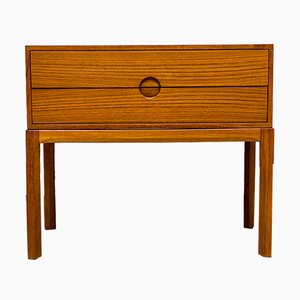 Small Danish Teak Chest of Drawers by Kai Kristiansen for Aksel Kjersgaard, 1960s