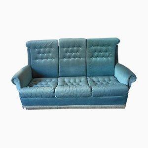 Vintage Velvet Sofa