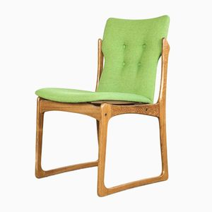 Danish Teak Chairs from Vamdrup, 1960s, Set of 4