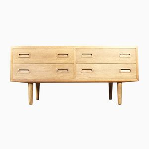 Oak Dresser from Hundevad, 1960s