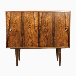 Rosewood Cabinet by Kai Kristiansen for FM Møbler, 1960s