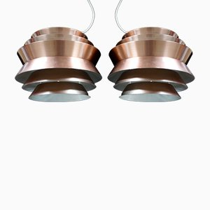 Suspensions Trava Vintage par Carl Thore pour Granhaga Metallindustri, Set de 2