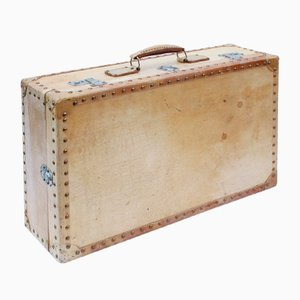 Small Vellum Suitcase, 1920s