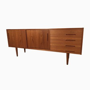 Mid-Century Trento Teak Sideboard by Nils Jonsson for Hugo Troeds, 1960s