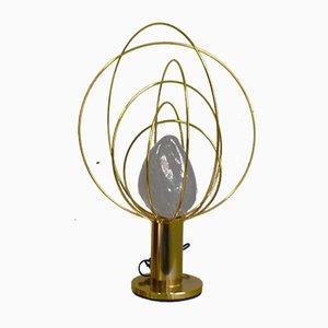 Lampe de Bureau Barnaba Mid-Century par Angelo Brotto pour Fase, 1970s